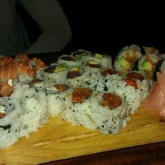 Photo taken at Asahi Sushi by Tywanna T. on 10/30/2011