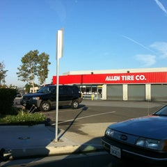 Photo taken at Allen Tire Company by Richard D. on 11/8/2011