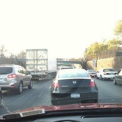 Photo taken at Cross Bronx Expressway (I-95) by Elizabeth M. on 10/8/2011