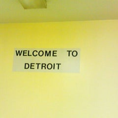 Photo taken at Detroit Amtrak Station (DET) by Kevin L. on 9/14/2011