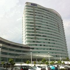 Photo taken at Lembaga Hasil Dalam Negeri (LHDN) by mett on 11/18/2011