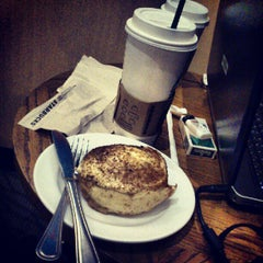 Photo taken at Starbucks Coffee by Burn A. on 8/28/2012