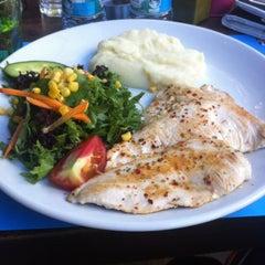 Photo taken at Puzzle Cafe by A. Çağnur Vaçin on 9/1/2012