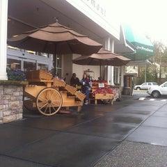 Photo taken at Matthew's Fresh Market by Ryan A. on 3/12/2012