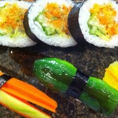 Photo taken at Odaku Sushi by Trevor L. on 6/13/2012
