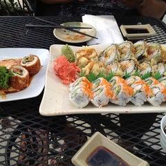 Photo taken at Mio Sushi by Rosaunda J. on 7/18/2012