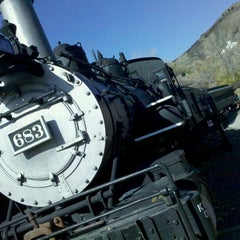 Photo taken at Colorado Railroad Museum by Ava R. on 11/14/2011