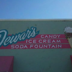 Photo taken at Dewar's Candy Shop by Paul N. on 8/28/2011