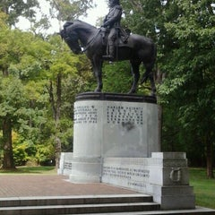 Photo taken at Guilford Courthouse National Military Park by Lecia M. on 10/10/2011