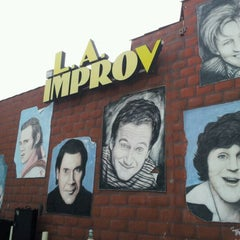 Photo taken at The Hollywood Improv by Frankie G. on 1/31/2012