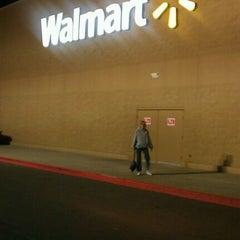 Photo taken at Walmart Supercenter by Cara P. on 11/25/2011