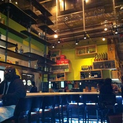 Photo taken at Union Sushi + Barbeque Bar by Nick T. on 10/20/2011