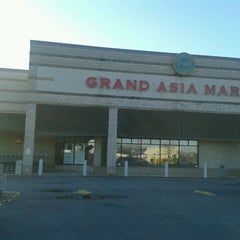 Photo taken at Grand Asia Market by Manila on 1/24/2012