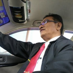 Photo taken at Pejabat Ketua Menteri Melaka by Mohamad Norman R. on 7/24/2012