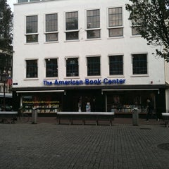 Photo taken at The American Book Center by Ninke H. on 8/8/2011