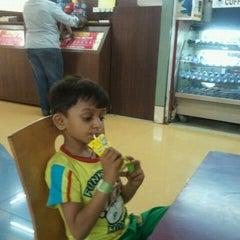 Photo taken at Raghuleela Mega Mall by Piyush C. on 1/15/2012