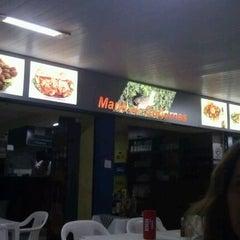 Photo taken at Bar do Mané - O Rei das Codornas by Wellington A. on 4/30/2012