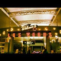 Photo taken at Las Vegas Airport Tram by John L. on 3/16/2012