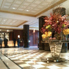 Photo taken at JW Marriott Essex House New York by Katariina on 11/3/2011