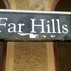 Photo taken at NJT - Far Hills Station (M&E) by Heather D. on 1/25/2012