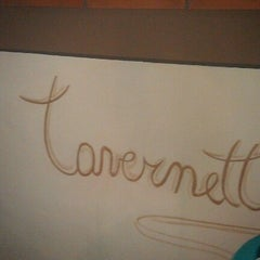 Photo taken at La Tavernetta by Camilla M. on 9/24/2011