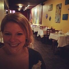 Photo taken at Karma Restaurant & Bar by Ryan G. on 1/24/2012