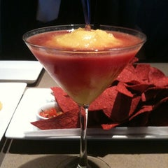 Photo taken at Milestones Grill & Bar by Stephanie L. on 3/27/2012