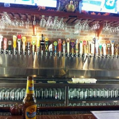 Photo taken at World of Beer by Lamaar E. on 11/21/2011