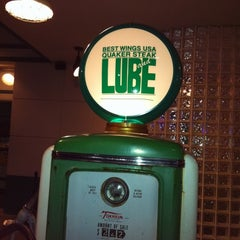 Photo taken at Quaker Steak & Lube® by April W. on 3/29/2011