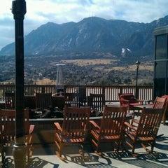 Photo taken at Cheyenne Mountain Resort by Bob E. on 3/8/2012