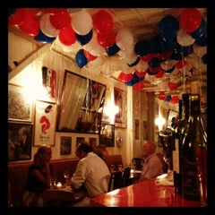 Photo taken at Le Parisien by Renee S. on 7/15/2012