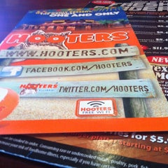 Photo taken at Hooters by Miguel on 7/2/2012