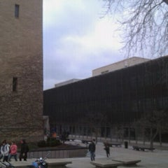 Photo taken at William H. Sewell Social Science Building by Colin T. on 12/15/2011