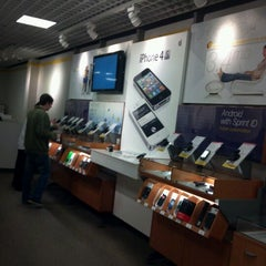 Photo taken at Sprint Store by Mark E. on 11/11/2011