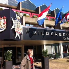 Photo taken at Bilderberg Hotel De Keizerskroon by Charles on 10/22/2011
