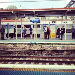 Photo taken at Redfern Station (Concourse) by OLga on 6/27/2012