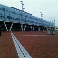 Photo taken at NHL Hogeschool by Daniël J. on 1/9/2012