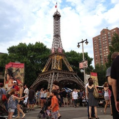 Photo taken at Bastille Days by Chuong on 7/14/2012