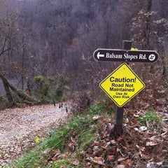 Photo taken at Bluff Mountain by Jenny P. on 11/26/2011