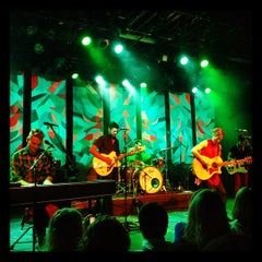 Photo taken at Commodore Ballroom by Jay M. on 9/3/2012