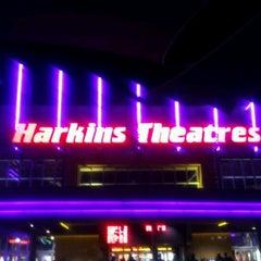 Photo taken at Harkins Theatres SanTan Village 16 by Jared J. on 1/28/2012