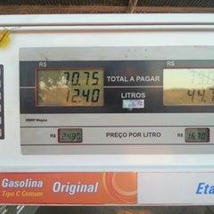 Photo taken at Posto Paineiras by Márcio T. Suzaki 洲. on 8/1/2012