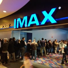Photo taken at IMAX Theatre Showcase by Sir Chandler on 7/4/2012