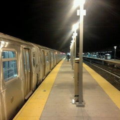 Photo taken at MTA Subway - Kings Highway (B/Q) by 0zzzy on 10/4/2011