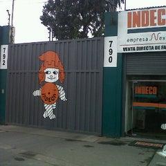 Photo taken at INDECO SA by Eduardo E. on 8/18/2011