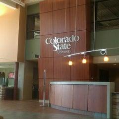 Photo taken at CSU Student Recreation Center by Alex R. on 3/30/2012