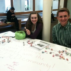 Photo taken at Boston University School of Education by Drew S. on 2/21/2012