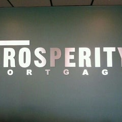 Photo taken at Prosperity Mortgage by Brandon C. on 10/31/2011