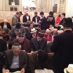 Photo taken at Congregation B'nai Avraham by Ed W. on 3/8/2012