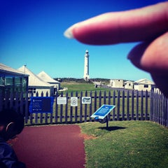 Photo taken at Cape Leeuwin Lighthouse by Honfaai F. on 10/30/2011